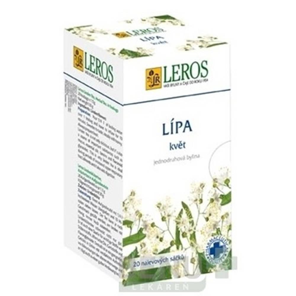 Leros LEROS Lipa kvet 20 x 1,5 g