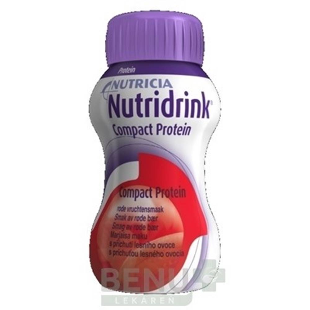 NUTRIDRINK COMPACT PROTEIN ...