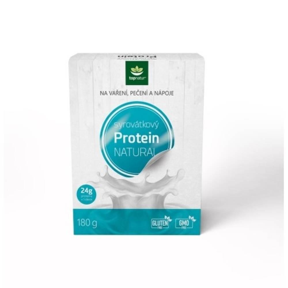 Topnatur TOPNATUR Protein natural srvátkový 180 g