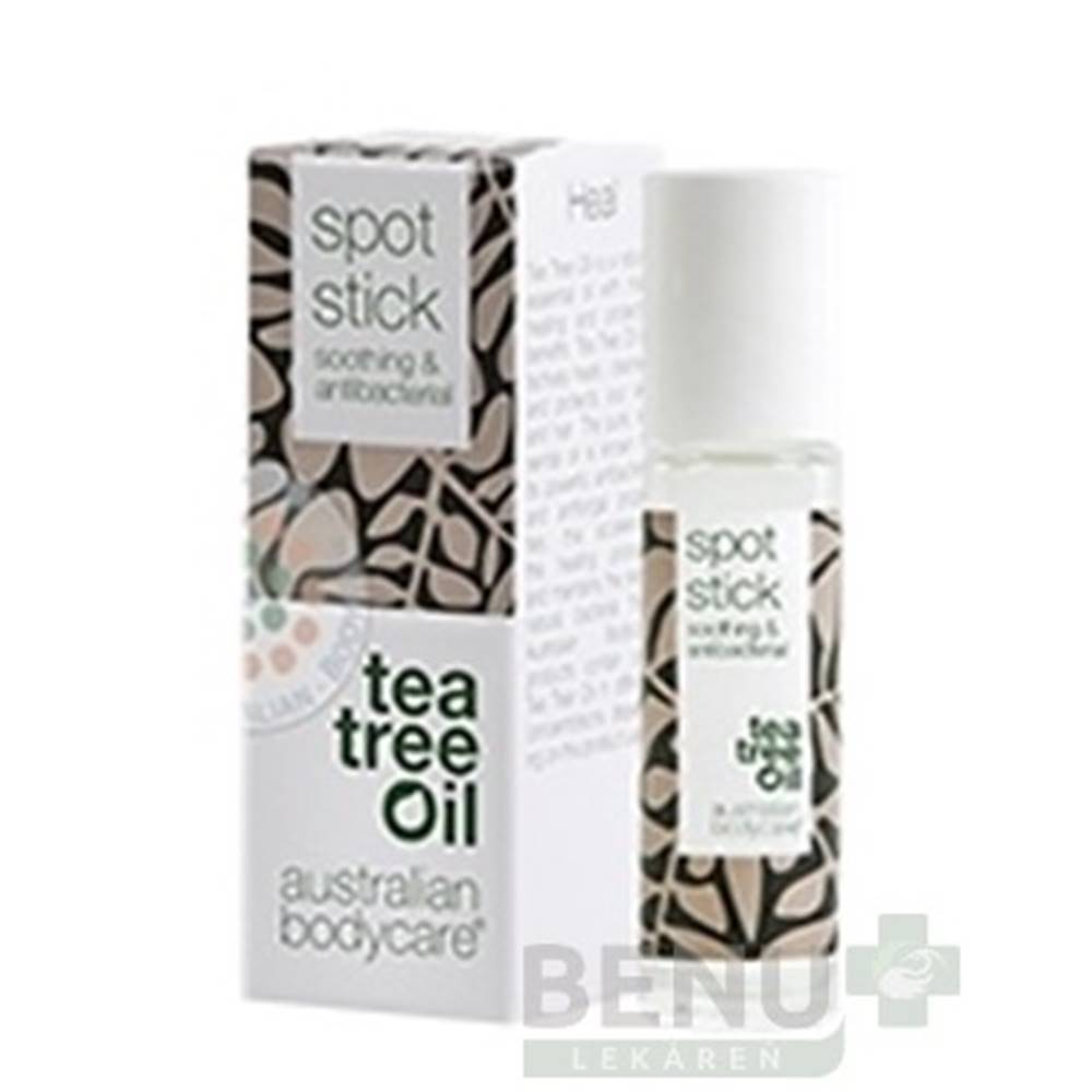 AUSTRALIAN BODYCARE ABC Tea Tree Oil SPOT STICK - Hojivá tyčinka 9ml