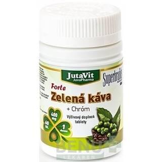 JutaVit Zelená káva Forte + Chróm tbl 60