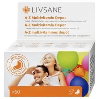 LIVSANE A-Z Multivitamín komplex 60 tabliet