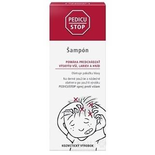 PEDICUSTOP Šampón 150 ml