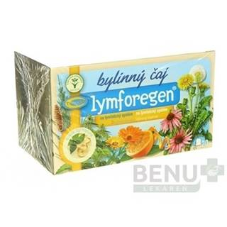 TOPVET Lymforgen čaj 20 x 1,5g