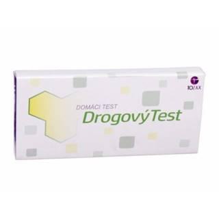 TOZAX Multidrogový test – 10 druhov drog 1ks