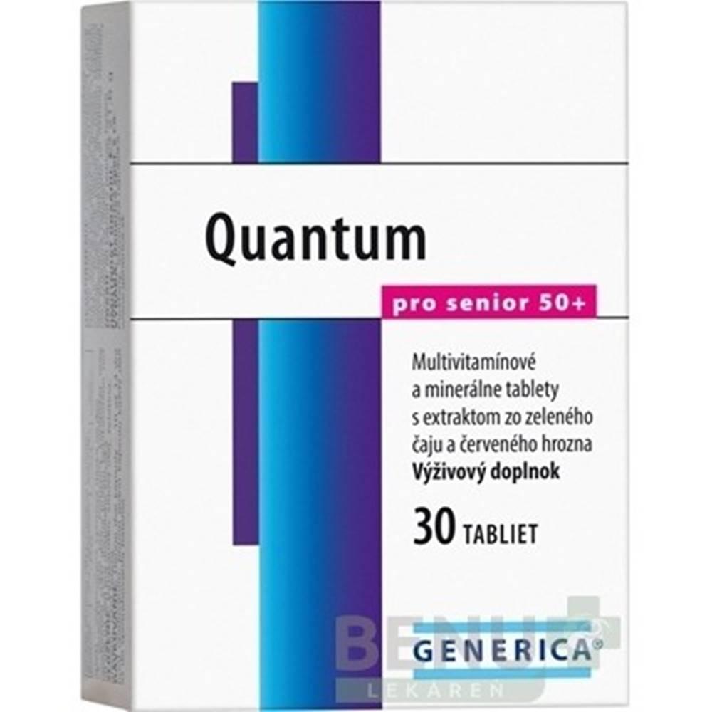 Generica GENERICA Quantum Pro Senior 50+ tbl 30