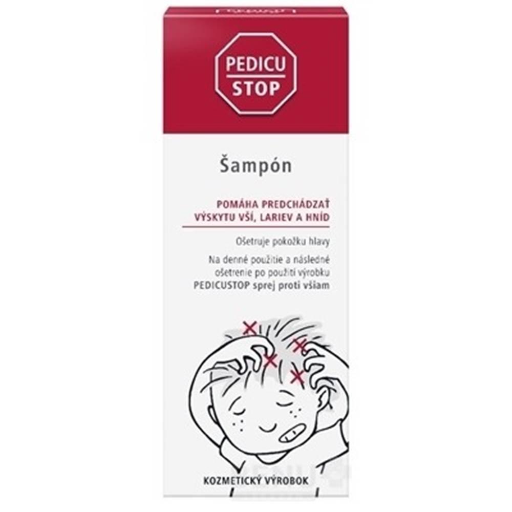 NaturProdukt CZ s.r.o. PEDICUSTOP Šampón 150 ml