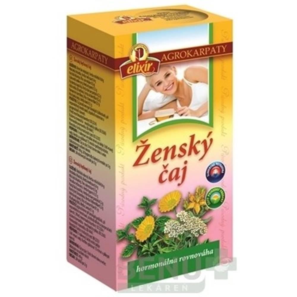 Agrokarpaty AGROKARPATY Ženský čaj 20 x 2 g