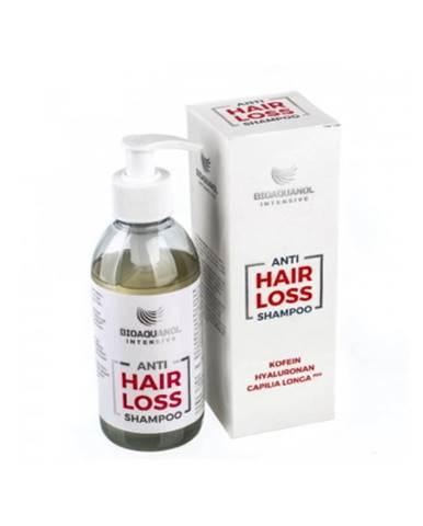 BIOAQUANOL Intensive šampón proti vypadávaniu vlasov 250 ml