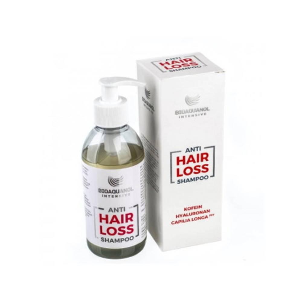 Bioaquanol BIOAQUANOL Intensive šampón proti vypadávaniu vlasov 250 ml