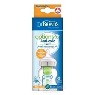DR.BROWN´S Dojčenská fľaša options+ 150 ml 1 kus