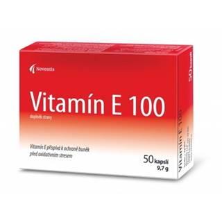 NOVENTIS Vitamín E 100 2 x 25 kapsúl