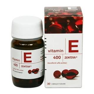 ZENTIVA Vitamín E 400 mg 30 kapsúl