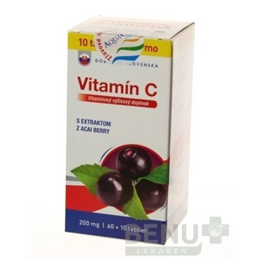 Dobré z SK Vitamín C 200 mg...