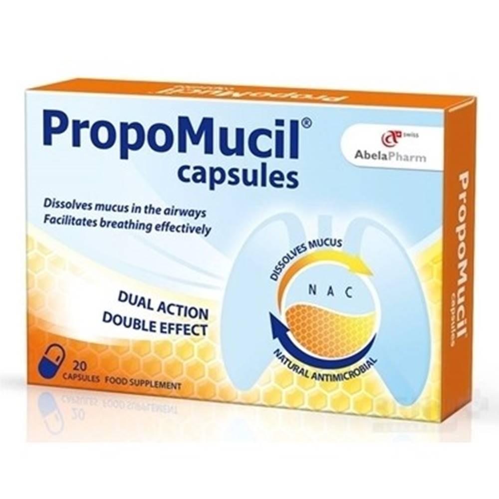 Lunomedic PROPOMUCIL 20 kapsúl