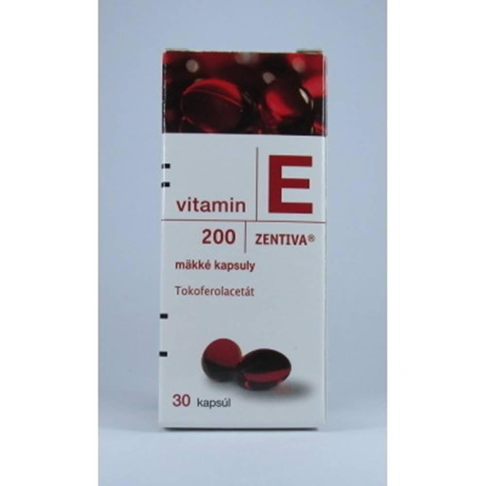 Zentiva ZENTIVA Vitamín E 200 mg 30 kapsúl