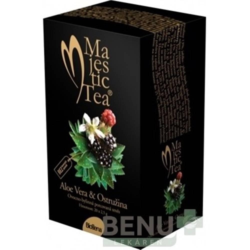 BIOGENA BIOGENA Majestic tea aloe vera & ostružina 20 x 2,5 g