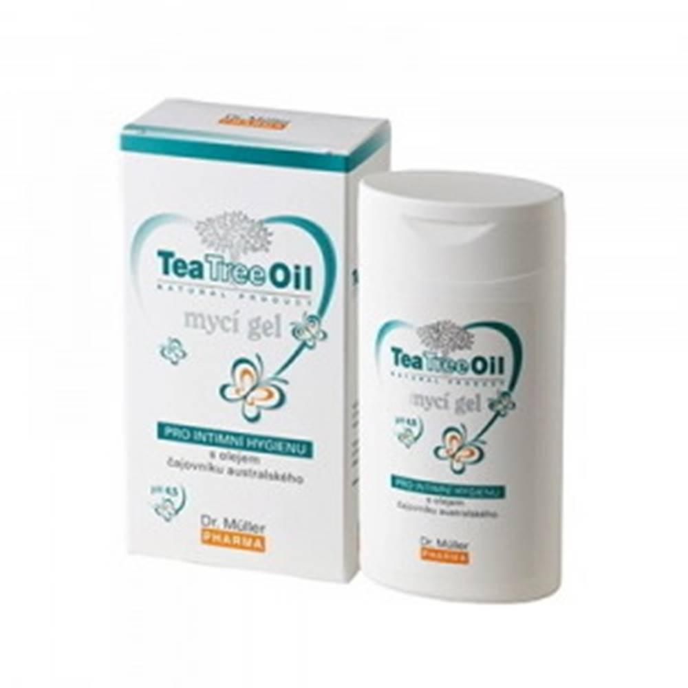 DR. MÜLLER DR. MÜLLER Tea Tree oil umývací gél 200 ml