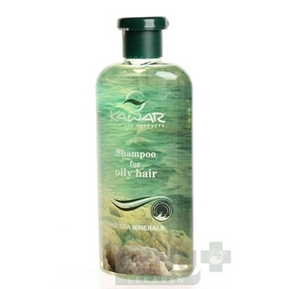 KAWAR KAWAR Šampón na mastné vlasy 400 ml