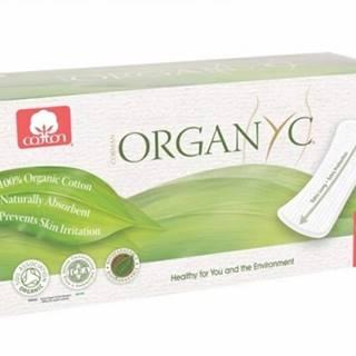 Organyc bio menstruačné vložky slipové předĺžené MAXI