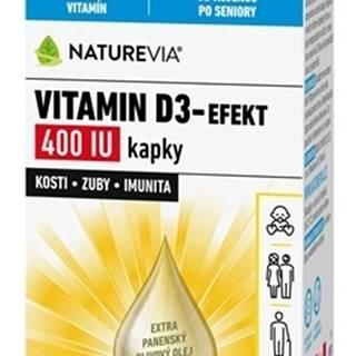Swiss Naturevia vitamÍn d3 efekt 400 i.u.