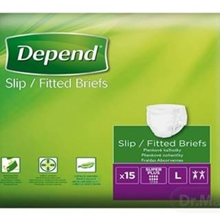 Depend slip super plus l