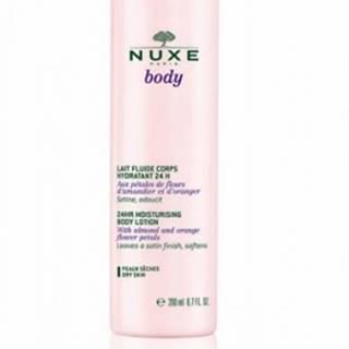 Nuxe Body hydratačné telové mlieko