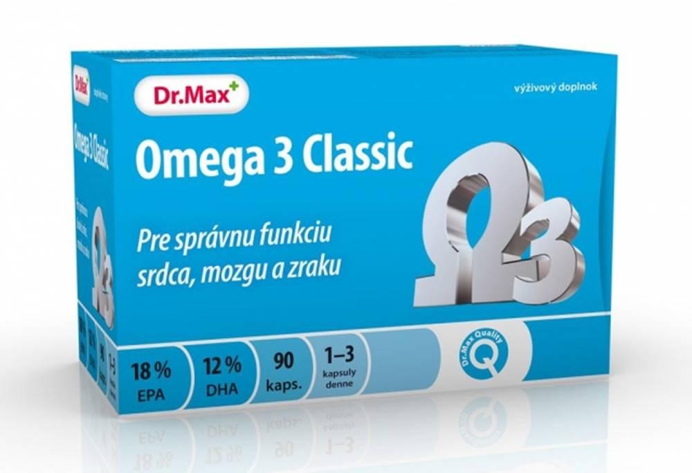 Dr.Max Dr.max Omega 3 classic