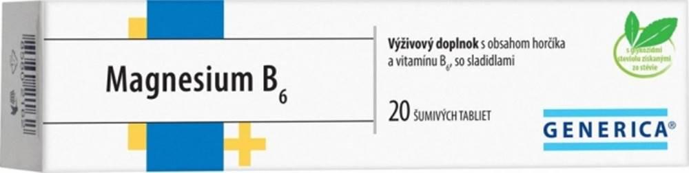 Generica GENERICA Magnesium B6