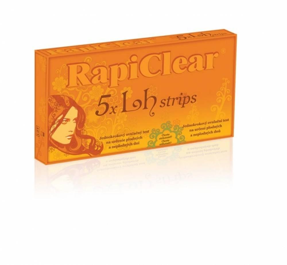 Rapiclear Rapiclear 5 x lh strips