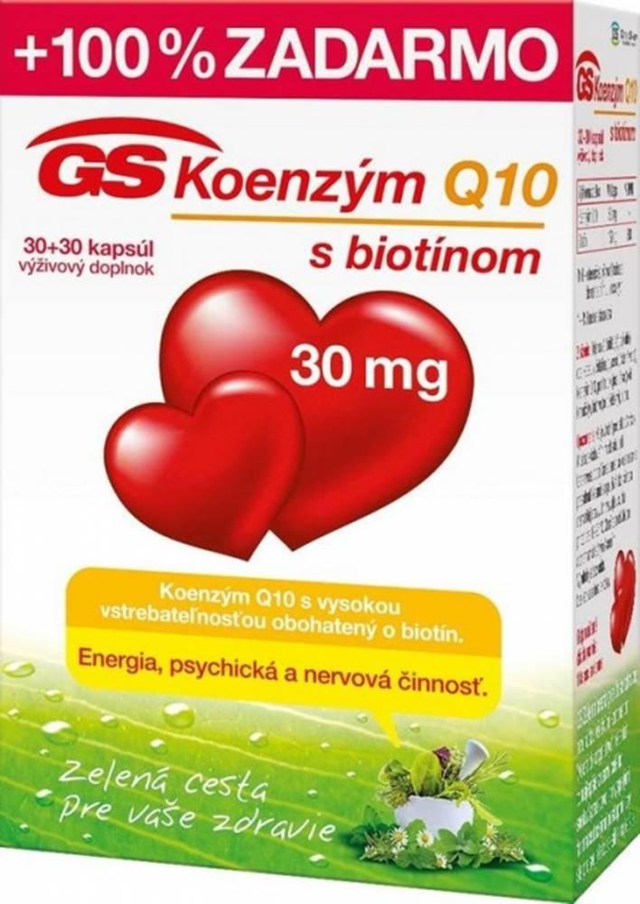 GS Gs Koenzým q10 30 mg