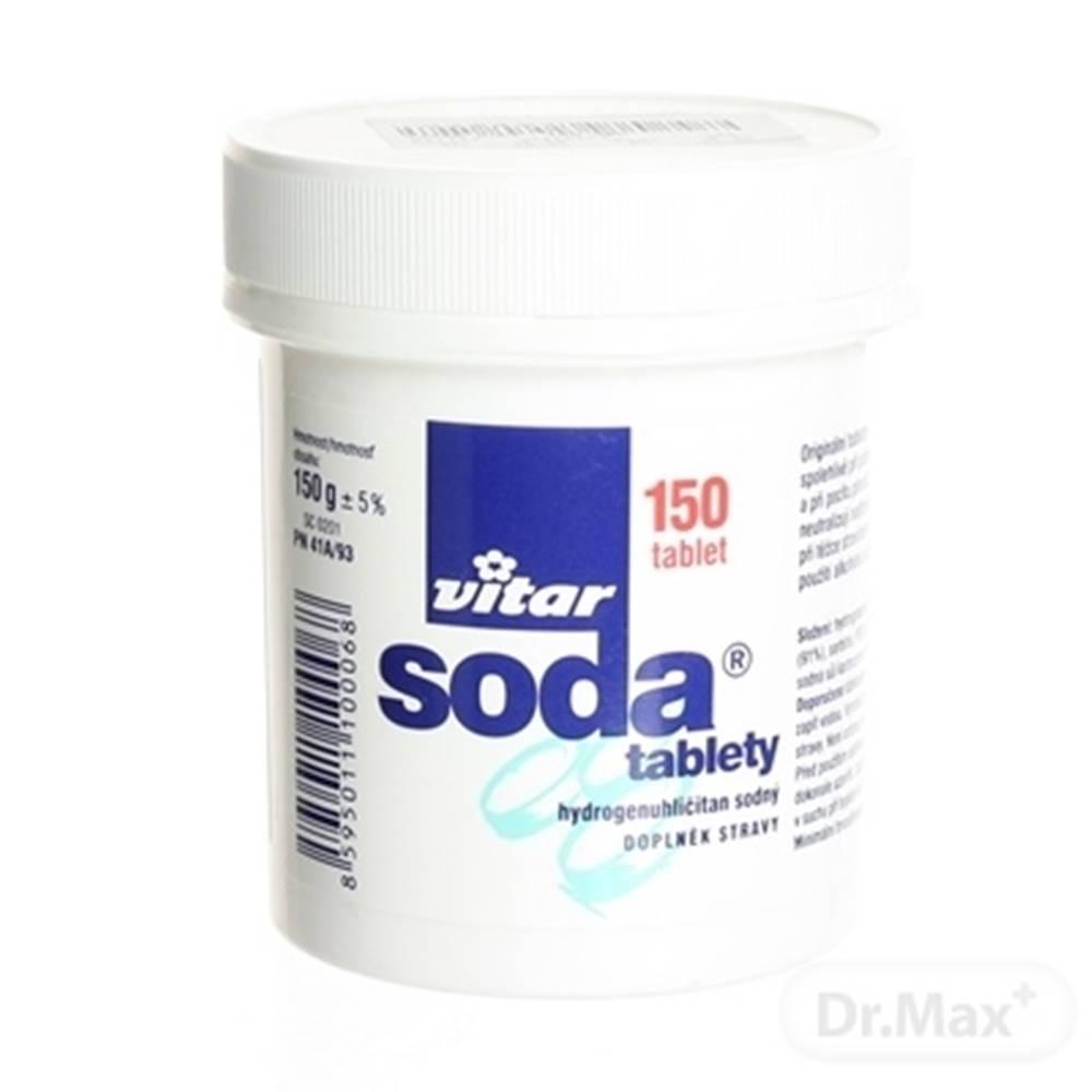 Vitar Vitar Sóda tablety