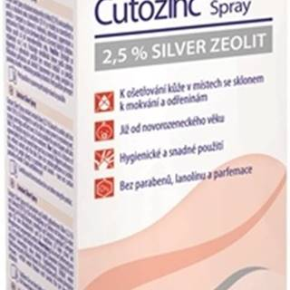 Dr Konrad Cutozinc Silver Spray