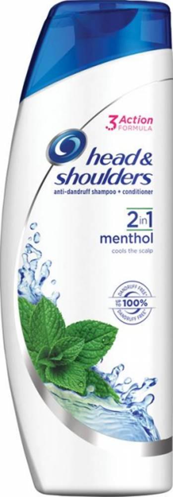 Head&Shoulders Head&shoulders  šampón 2v1 chlad-mentol