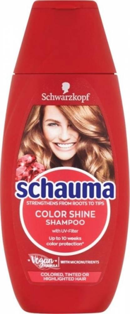 Schauma Schauma šampón Pre Lesk Farby