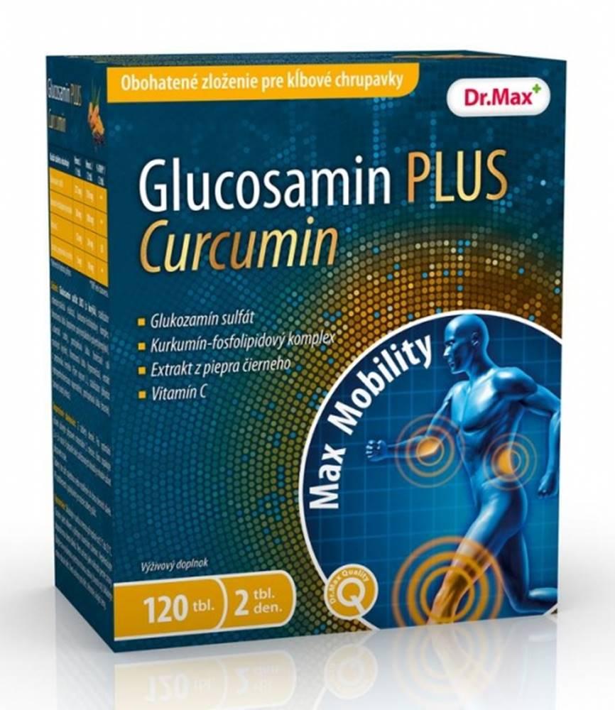 Dr.Max Dr.Max Glucosamin PLUS Curcumin