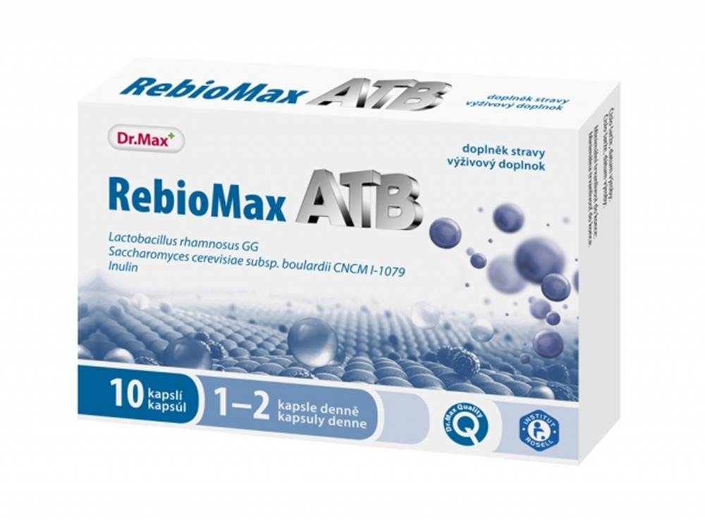 Dr.Max Dr.max Rebiomax atb