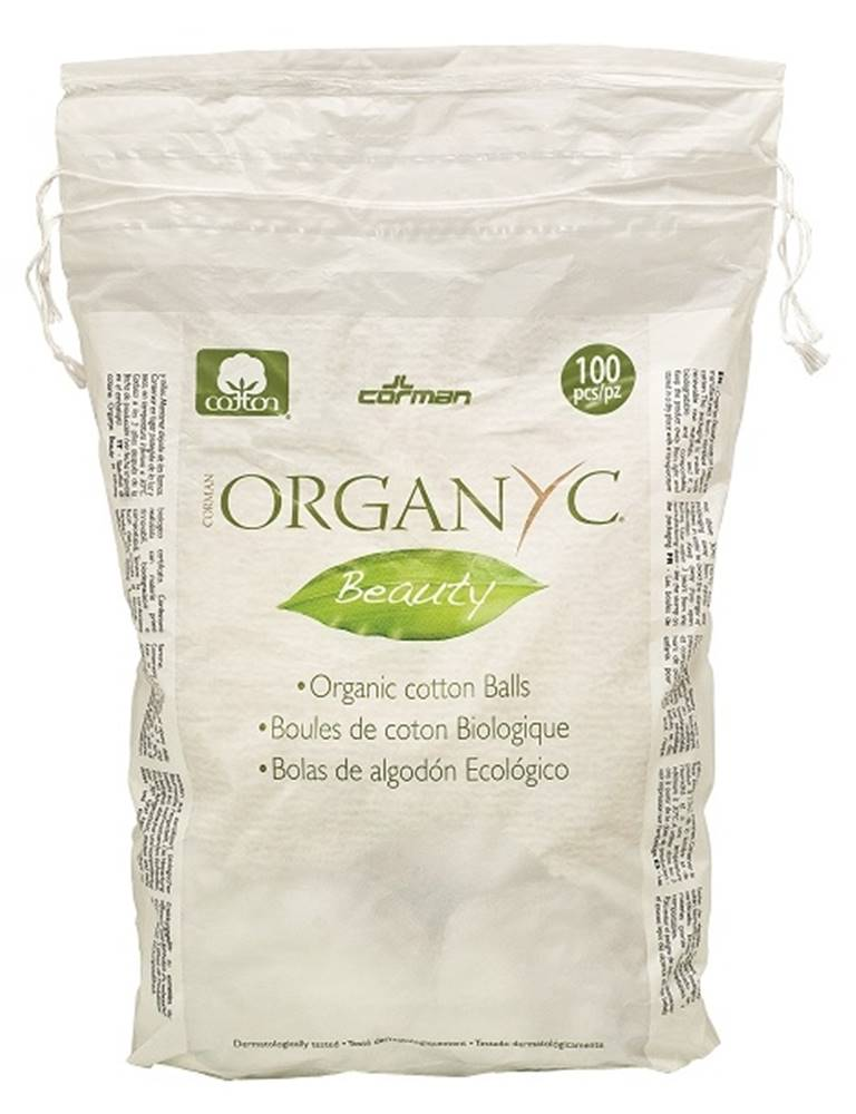 Organyc Organyc Tampóny zo 100% organickej bavlny