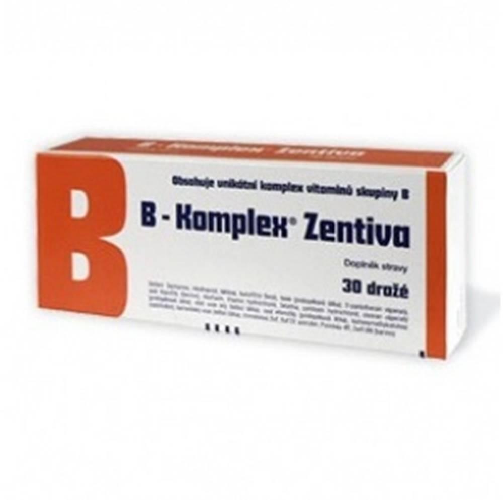 Zentiva B-Komplex Sanofi