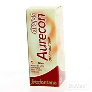 Fytofontana Aurecon drops uŠnÉ kvapky