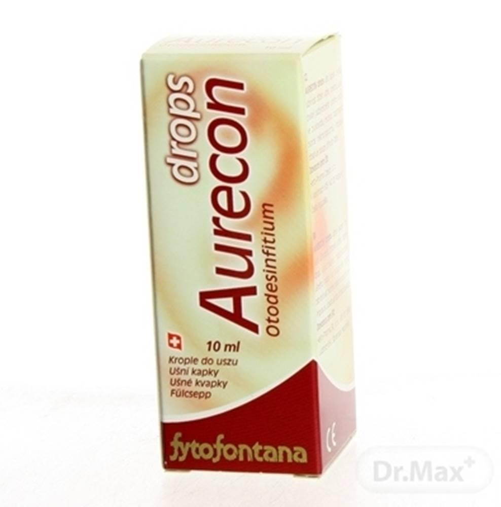 Aurecon Fytofontana Aurecon drops uŠnÉ kvapky