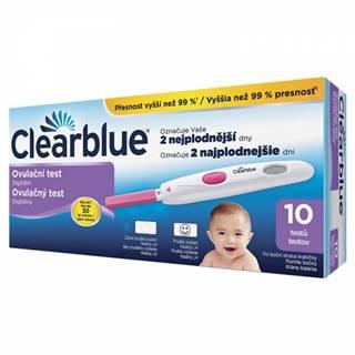 Ovulačný Test clearblue digitálny