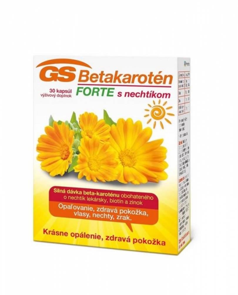 GS Gs Betakarotén forte s nechtíkom