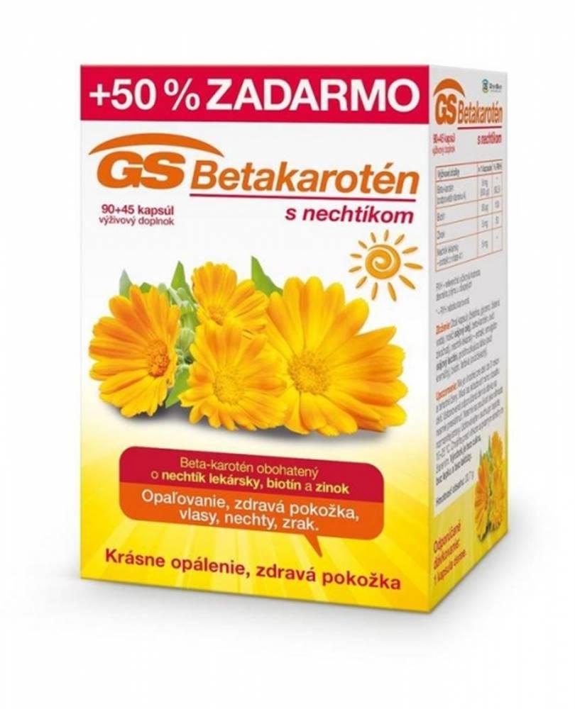 GS Gs Betakarotén s nechtíkom
