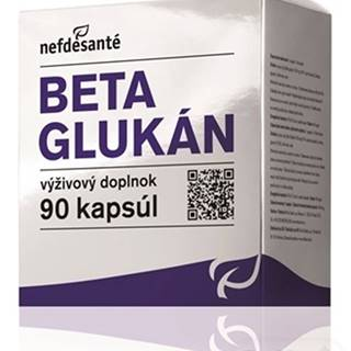 nefdesanté BETA GLUKÁN 100 mg