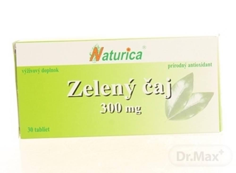 Naturica Naturica ZELENÝ ČAJ 300 mg