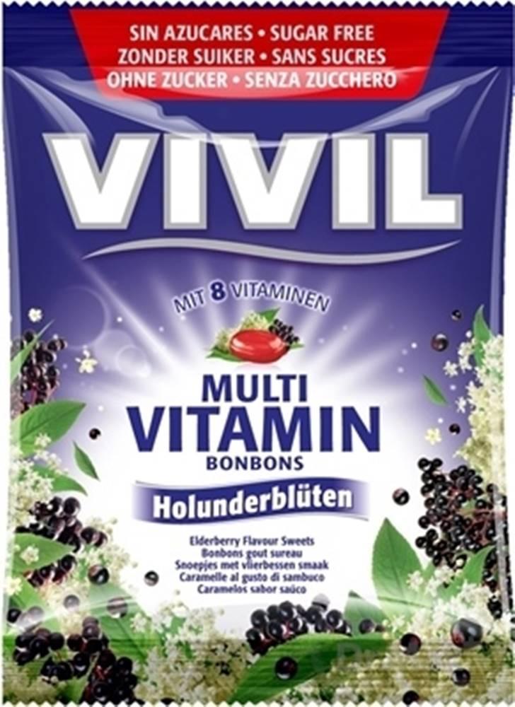 Vivil VIVIL BONBONS MULTIVITAMÍN