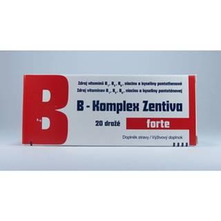 B-komplex forte Sanofi 20 tbl flm