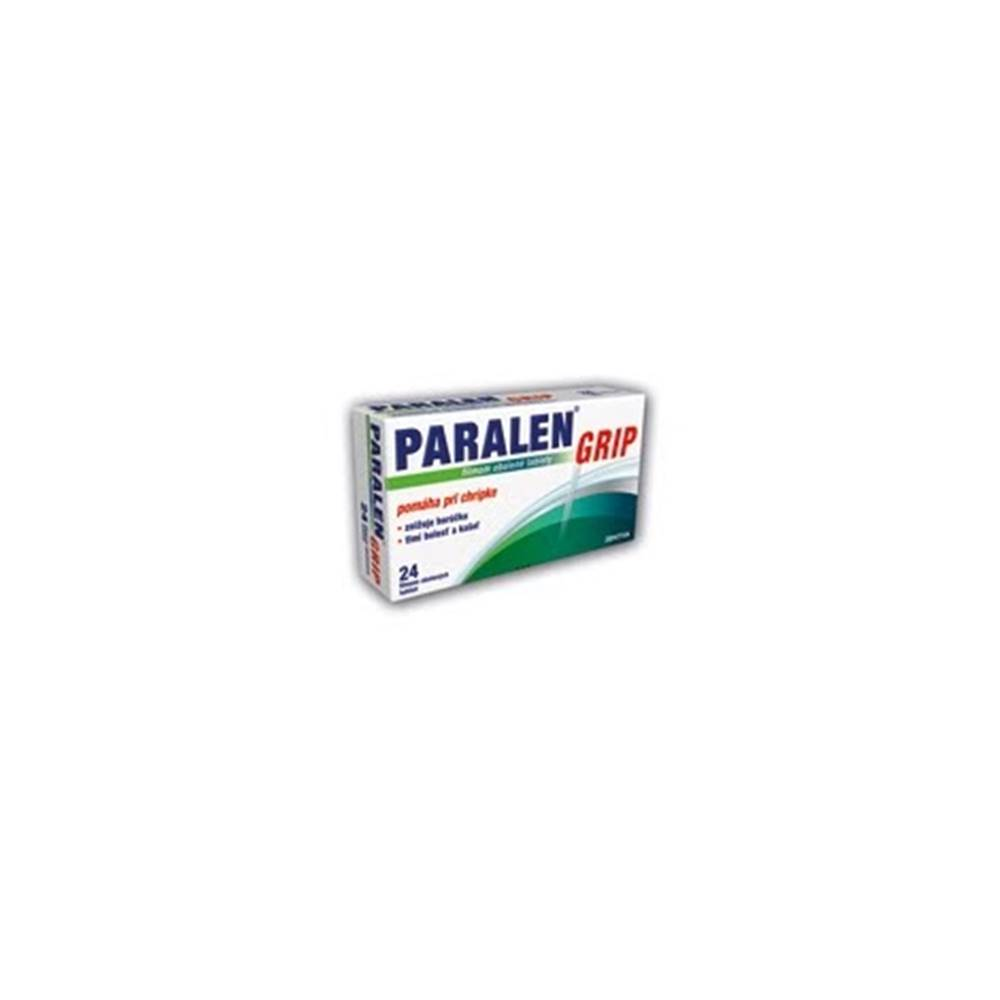 sanofi-aventis Slovakia Paralen Grip 24 tbl