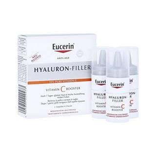 Eucerin HYALURON-FILLER Vitamin C booster 3x8 ml